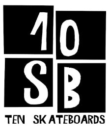 TEN skateboards