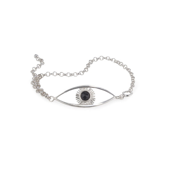 EVIL EYE BRACELET - Ruby Star