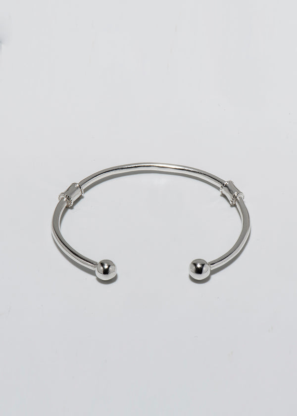 THIN PIERCING CUFF - Ruby Star