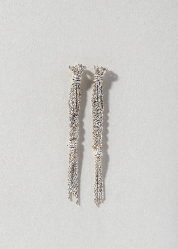 BRAID EARRINGS