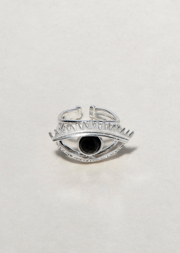 EVIL EYE RING - Ruby Star