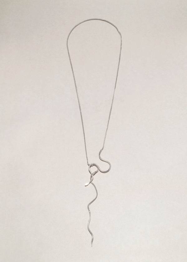 SERPENT CLIMBER NECKLACE