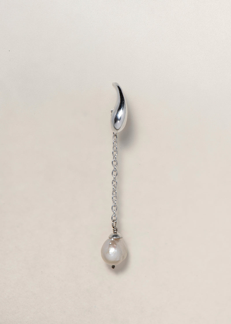 PEARL DROP EARRING - Ruby Star