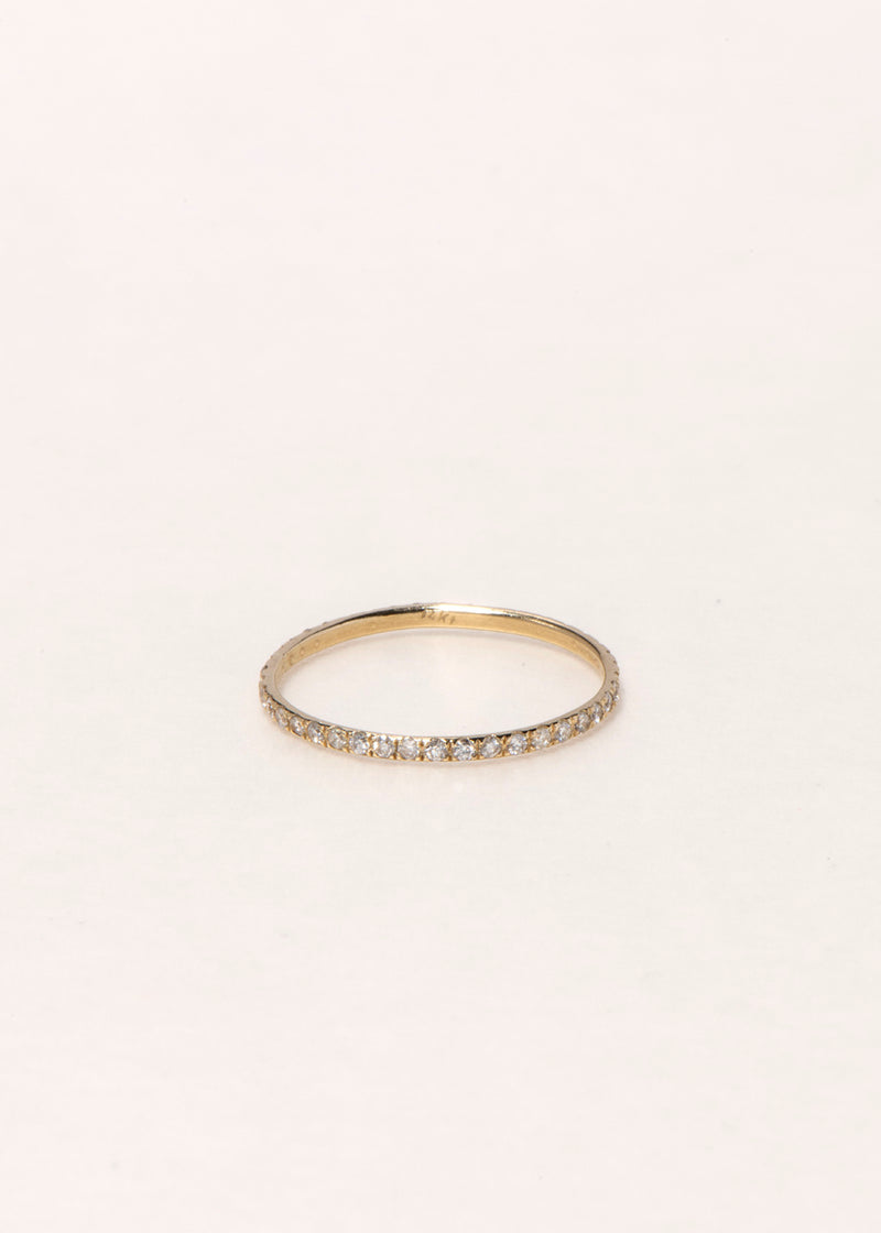ULTRA THIN ETERNITY BAND