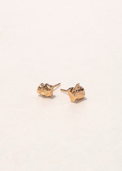 GOLD nit EARRINGS - Ruby Star