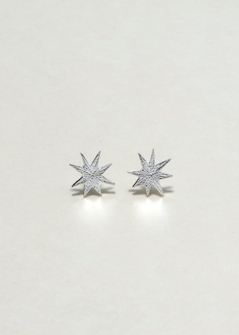 STAR EARRINGS - Ruby Star