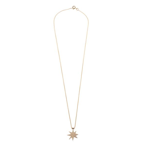 STAR NECKLACE - Ruby Star