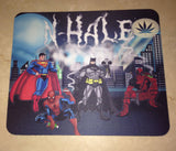 Super hero Sesh Padded Dab Mat