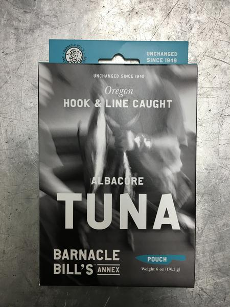 7 Albacore Tuna Pouches (Shipping Included)