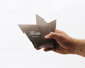 Bindle x Miir Pourigami - Portable Pour Over