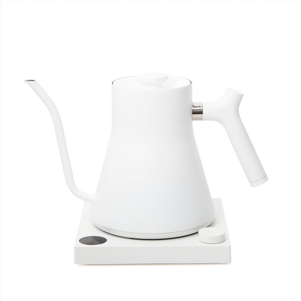 Stagg EKG Electric Kettle - LIMITED EDITION MATTE WHITE