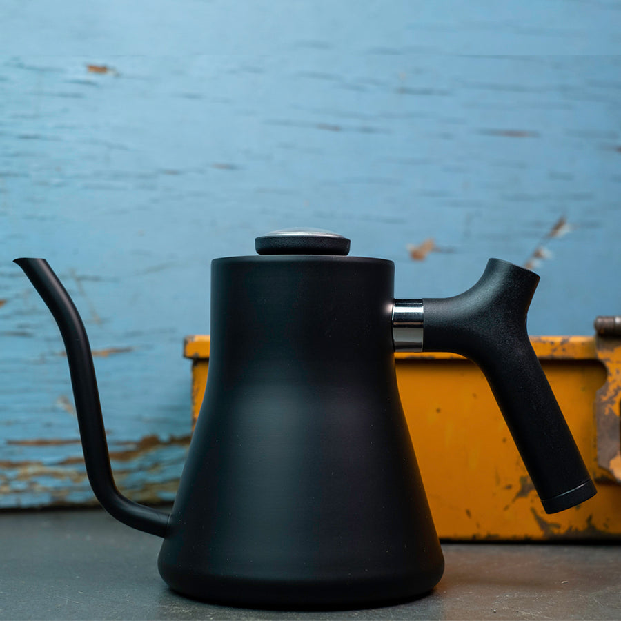 Stagg Mini Pour-Over Kettle - Matte Black
