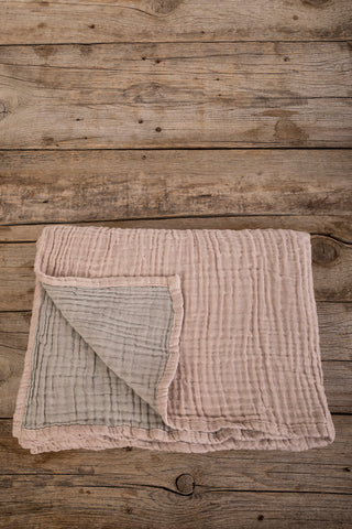 Coco Baby Blanket - Pink, TAMA