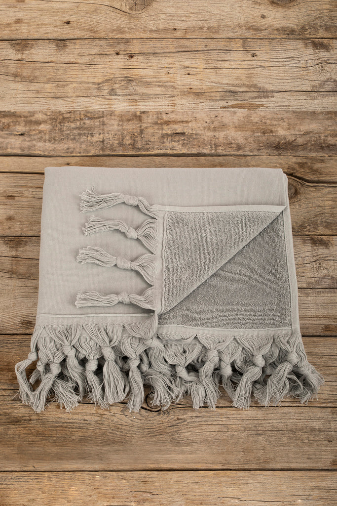 Marinero Towel - Grey, TAMA