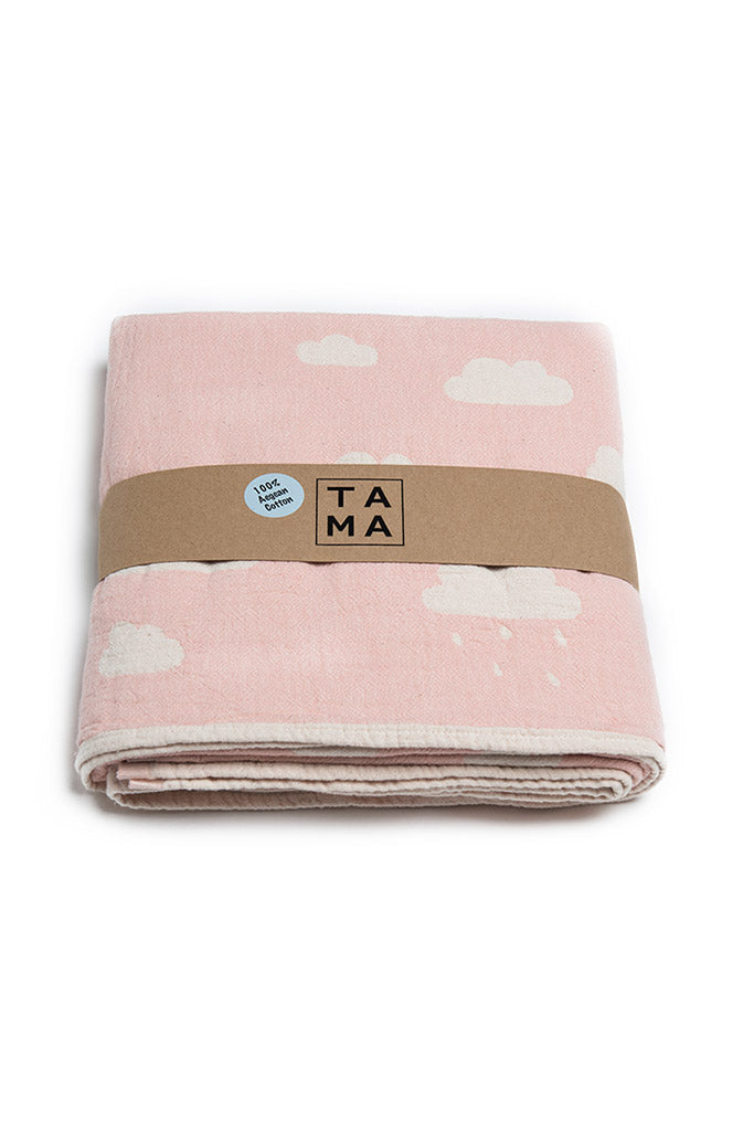 Cloud Throw - Light Pink, TAMA