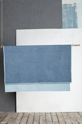 Coco Throw(The Little) - Light Blue