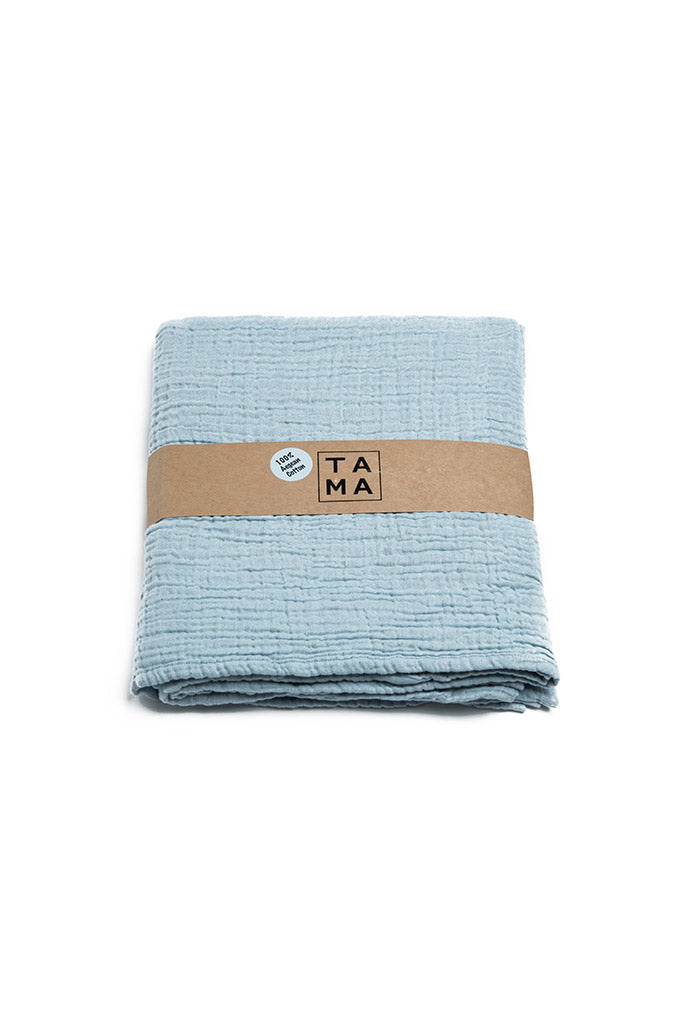 Coco Baby Blanket - Light Blue, TAMA