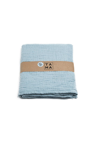 Coco Throw(The Little) - Light Blue, TAMA