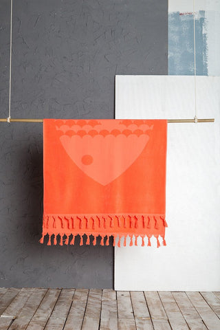 Marinero Towel - Orange, TAMA