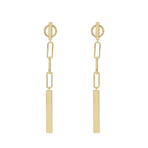 Harper Long Earrings