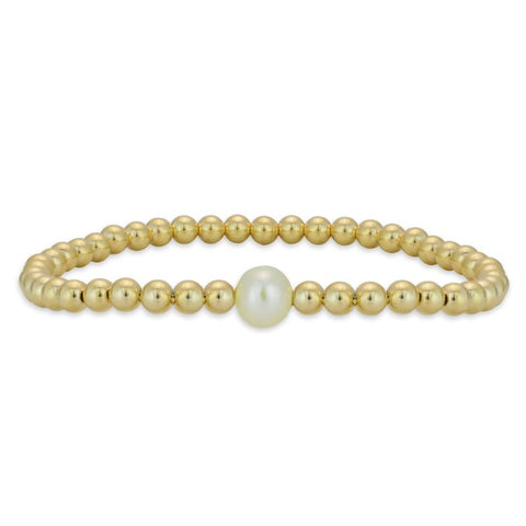 Single Pearl Eifram Bracelet