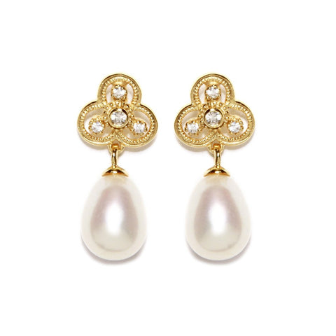 Kate Pearl Earrings