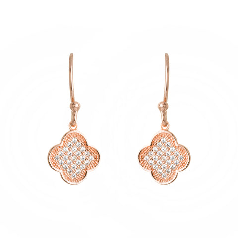 Diana Clover Earrings