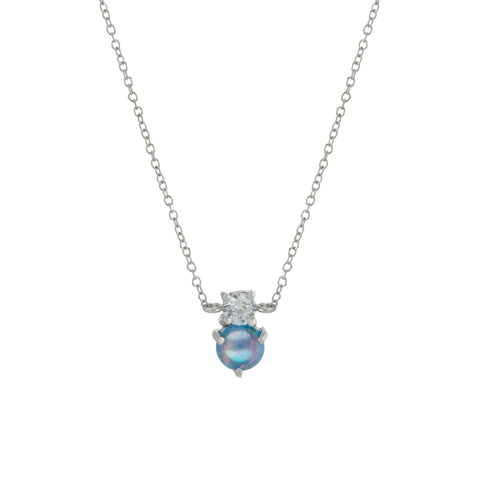 Tybee Opal Necklace (More Colors)