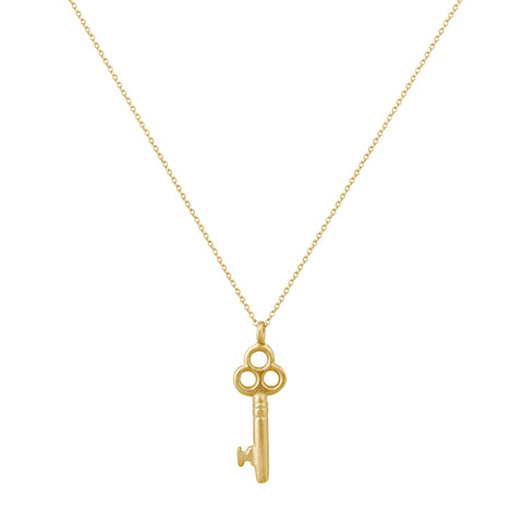 Ava Key Necklace