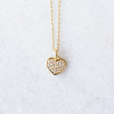 Regan Heart Necklace