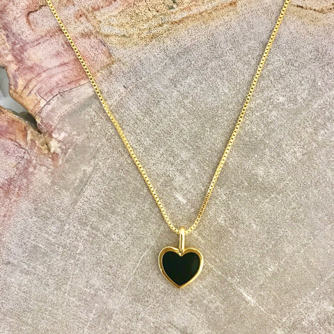 Riley Heart Necklace