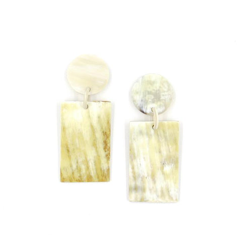 Cabana Natural Earrings