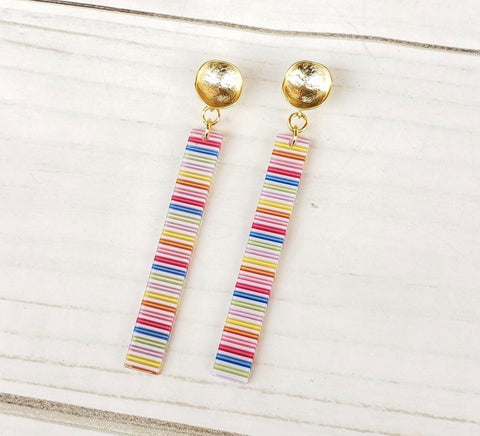 Britta Earrings (More Colors)