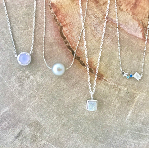 Mary Belle Necklaces