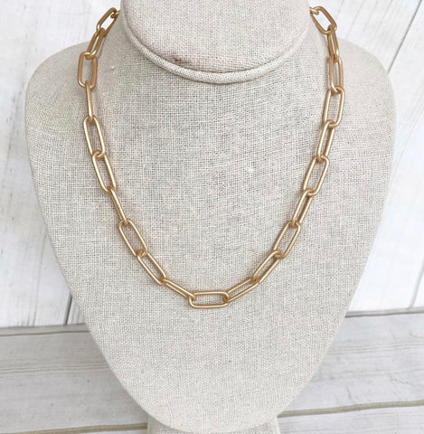 Large Wilmington Chain Necklace
