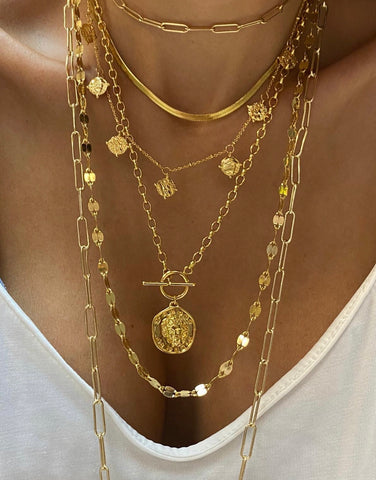 Myann Necklaces