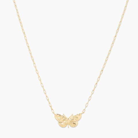 Melodie Butterfly Necklace