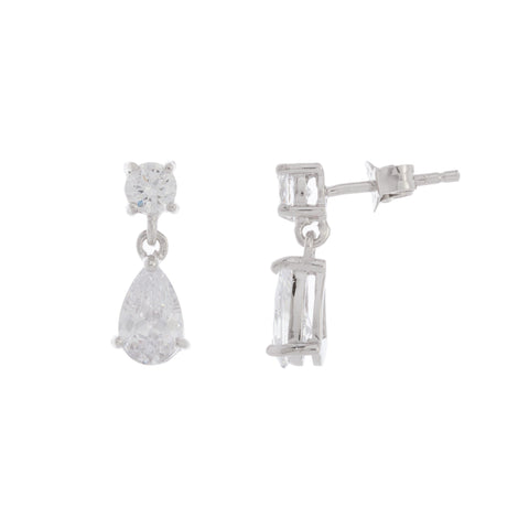 Merritt Earrings (More Metals)