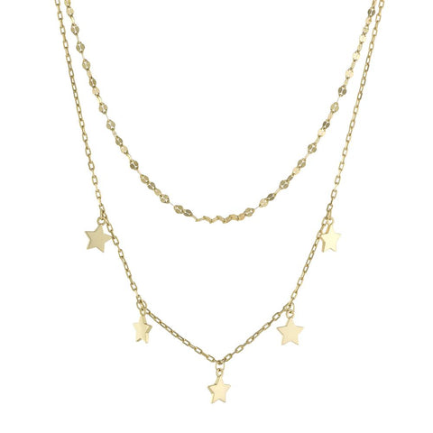Double Star Choker