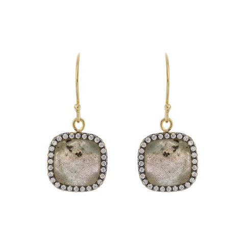 Petula Square Earrings