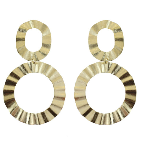 Alice Wavy Earrings