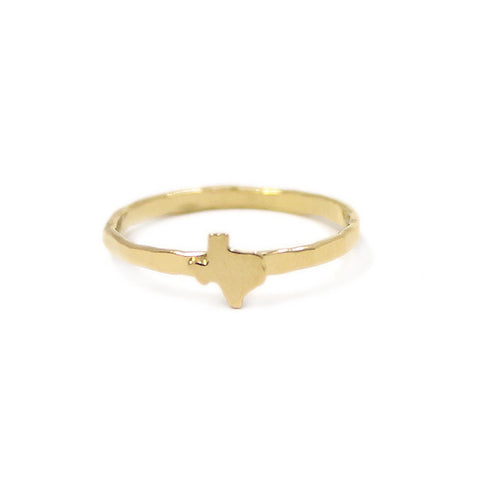 Tiny Texas Ring
