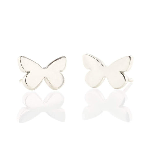 Butterfly Studs (More Metals)