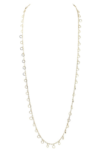 Nilda Long Necklace
