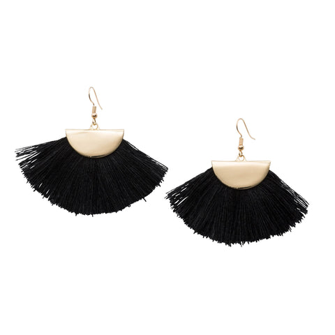 Willa Tassel Earring (More Colors)