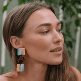 Island Drop Earrings