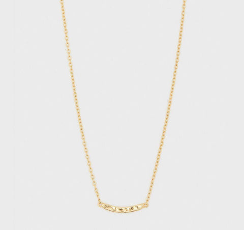 Taner Bar Mini Necklace