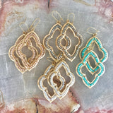 Marrakesh Earrings (more colors)