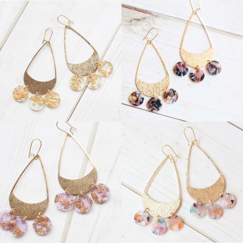 Dolly Earrings (More Colors)