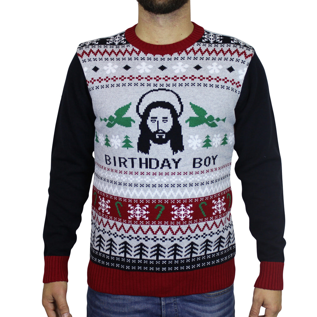 Novelty Sweaters – Ugly Christmas Sweater Kit